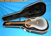 Adamas II by Ovation 1681-8 1987 Acoustic Electric Guitar 6 String Blue